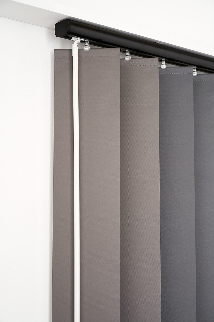 Black And White Window Panel Curtains